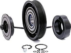 AC Compressor Clutch Assembly Kit 55111436AB fit for 08-10 Dodge Ram 1500 3.7L 4.7L, 08-10 Jeep Grand Cherokee 3.7L 4.7L, 11-13 Ram 1500 3.7L 4.7L, 10-13 Ram 2500 4.7L