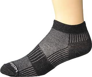 WrightSock Men's Coolmesh II Lo Single-Pack Socks