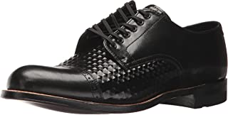 Men's Madison Cap Toe Oxford, Black, 11 US/11 D US