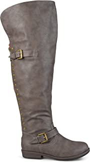 Brinley Co Women's Sugar Over The Over The Knee Boot