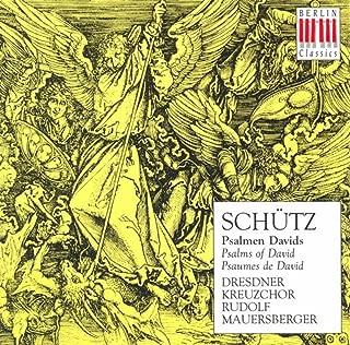 Heinrich Schütz: Psalms of David - SWV 23, 24, 25, 28, 29, 31, 34, 35, 36, 41 (Dresden Kreuzchor, Mauersberger)