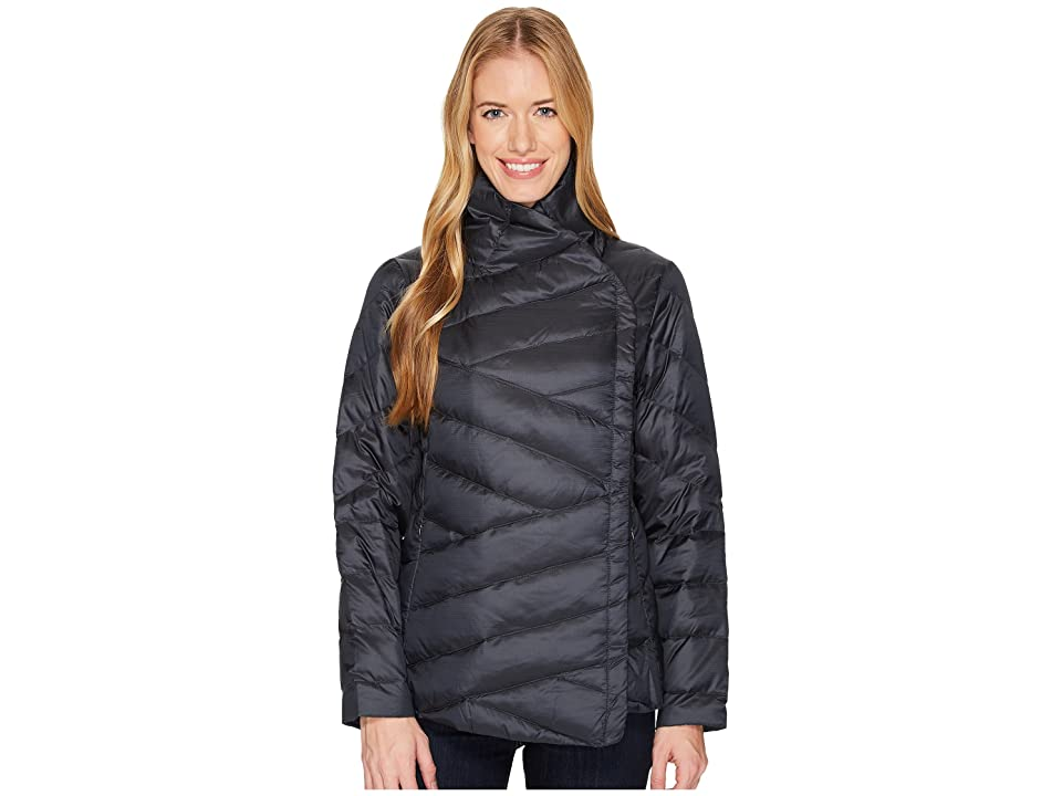 NAU Intersect Down Jacket (Caviar Stripe) Women