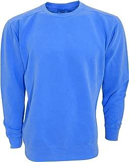 flo blue comfort colors sweatshirt