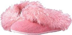 Pink Wool/Shearling