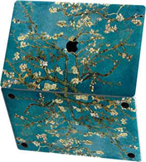 Mertak Vinyl Skin for Apple MacBook Air 13 inch Mac Pro 15 Retina 12 11 2019 2018 2017 2016 2015 Almond Tree in Blossom Branch Wrap Girly Design Floral Print Cover Top Touch Bar Vincent Van Gogh
