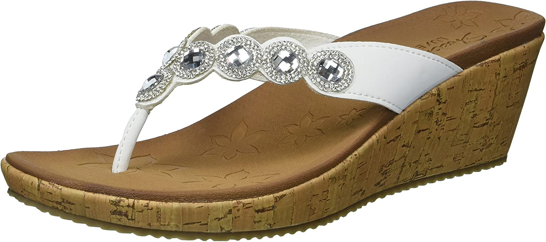 Skechers Womens Beverlee - Bizzy Babe Sandals