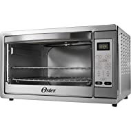 Oster Extra Large Digital... Oster Extra Large Digital Countertop Convection Oven, Stainless Steel (TSSTTVDGXL-SHP)