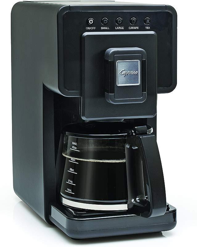 Capresso 352 01 Triple Brew Black