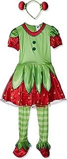 Rubies Tutti Strawberry Deluxe Child Costume, Medium