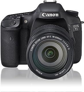 Canon デジタル一眼レフカメラ EOS 7D レンズキット EF-S18-200mm F3.5-5.6 IS  EOS7D18200ISLK