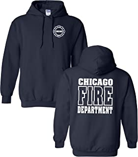 fire department sweater