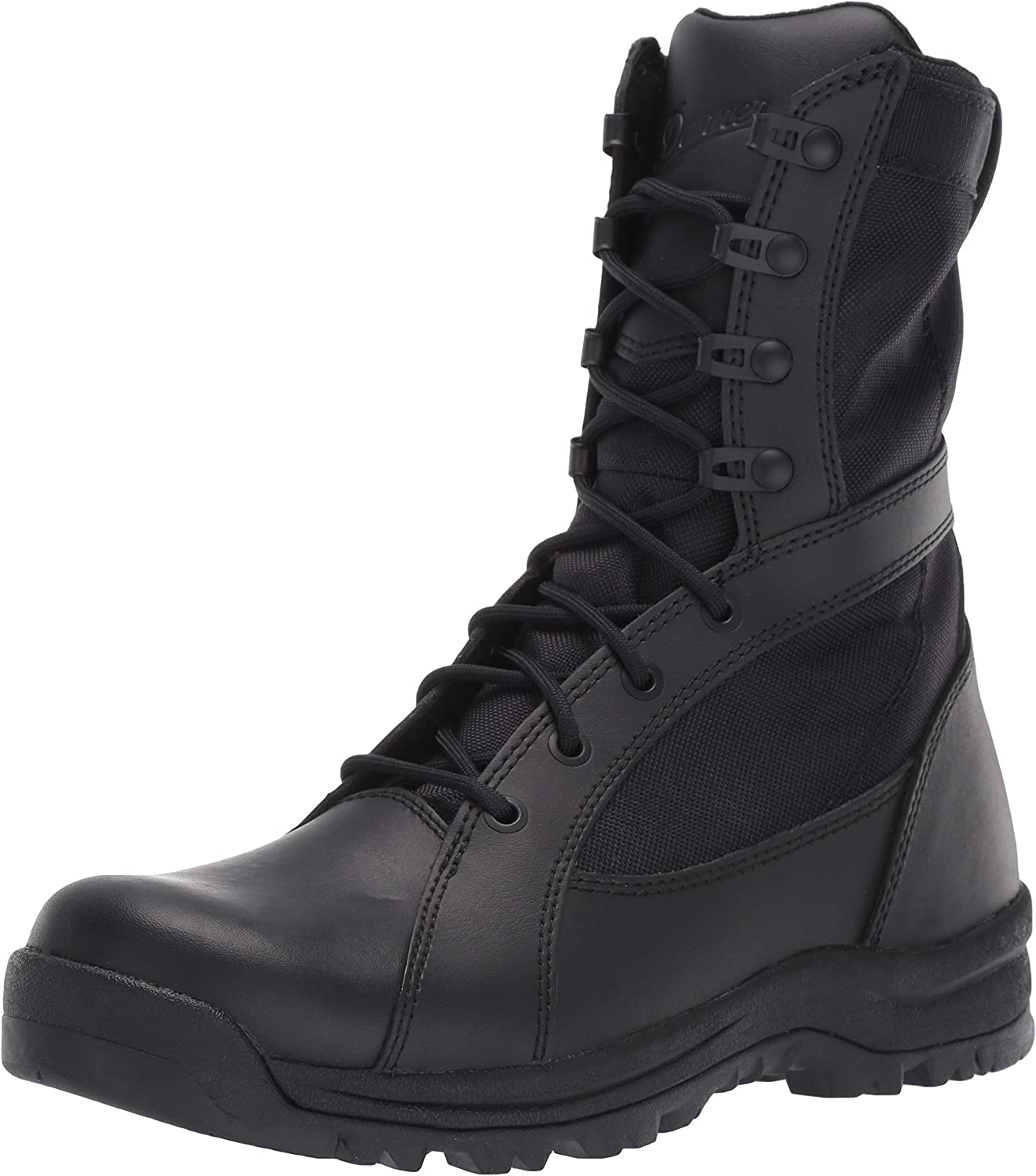 Danner Womens Women's Prowess Side-Zip Military and Tactical Boot