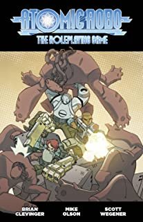 Atomic Robo RPG (Fate Core)