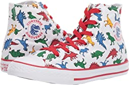 Chuck Taylor All Star(r) Dinoverse - Hi (Little Kid/Big Kid)