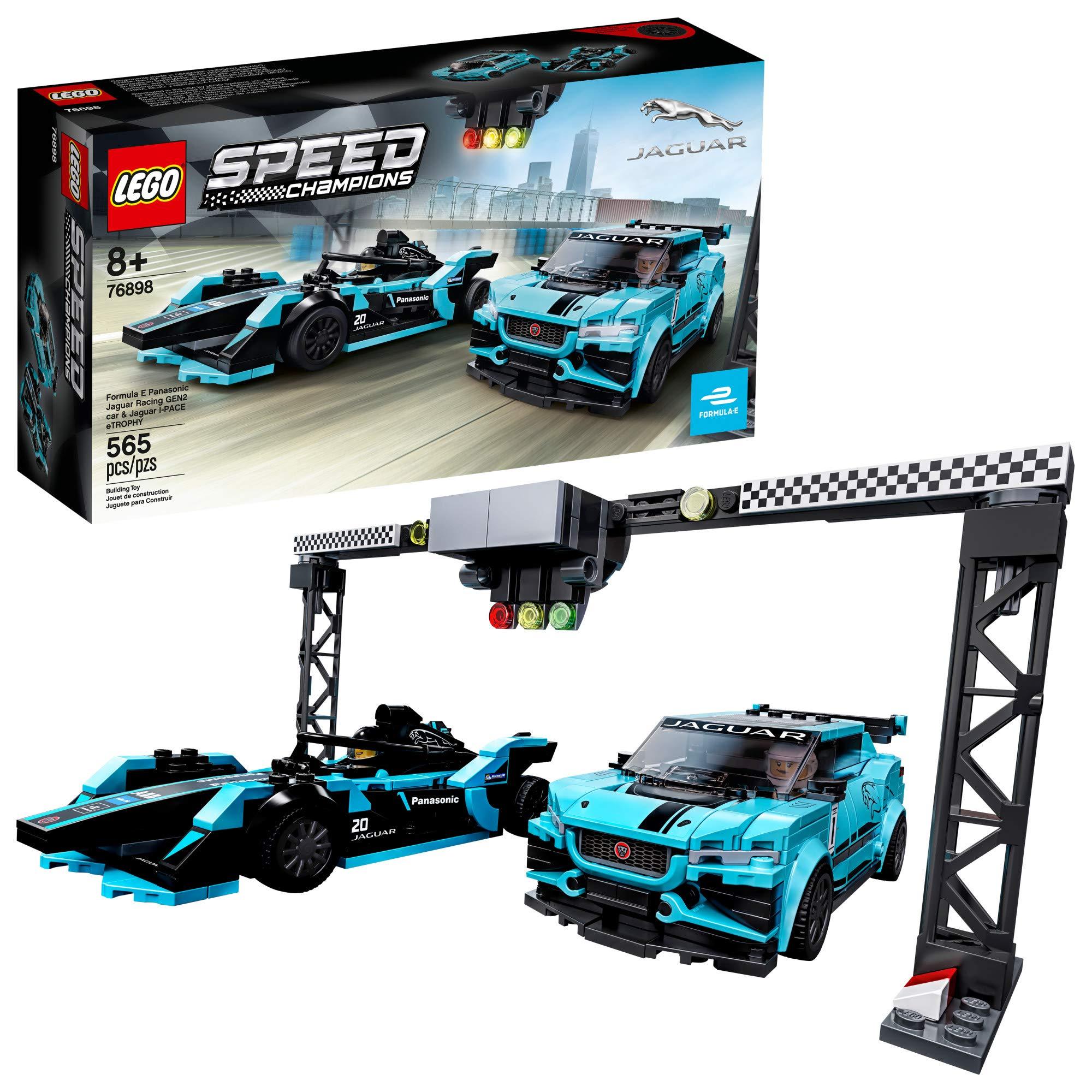 LEGO Champions Formula Panasonic Building