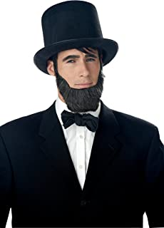 California Costumes Men's Honest Abe Beard Adult