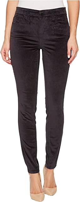 Blank NYC - Grey Velveteen Skinny in Moonglow Grey
