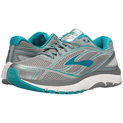 Brooks Dyad 9 (Primer Grey/Capri Breeze/Silver) Women