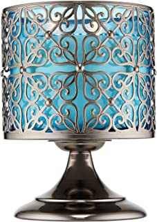 Bath and Body Works Geometric Heart Pedestal 3-Wick Candle Holder