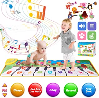 Retruth Musical Piano Mat for Kids & Toddlers, Music