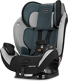 Evenflo EveryStage™ LX All-in-One Car Seat Convertible to Booster Seat, 0m-10y, Luna