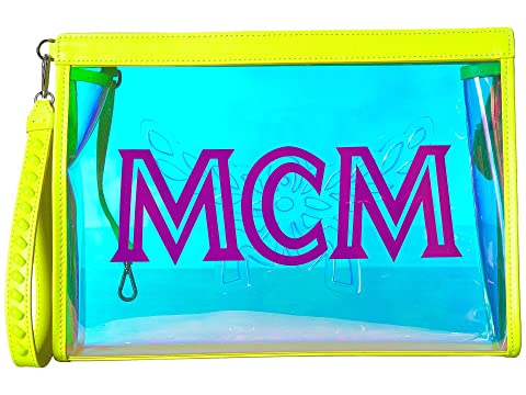 MCM Luccent Pouch Medium