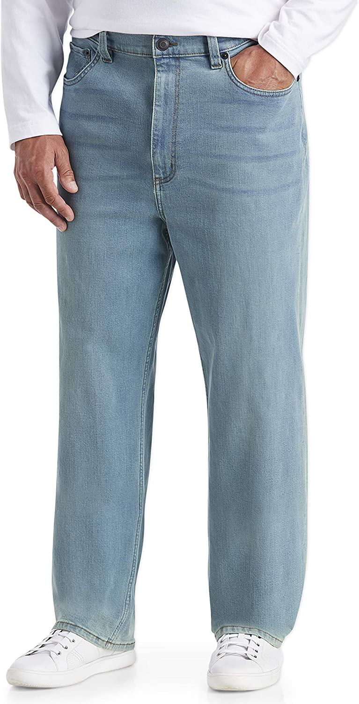 Amazon Essentials Men's Big Tall Loose DXL Jean Max 51% OFF Stretch Fit by Very popular