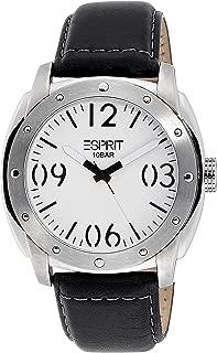 (Renewed) Esprit Analog White Dial Mens Watch - ES106381002#CR