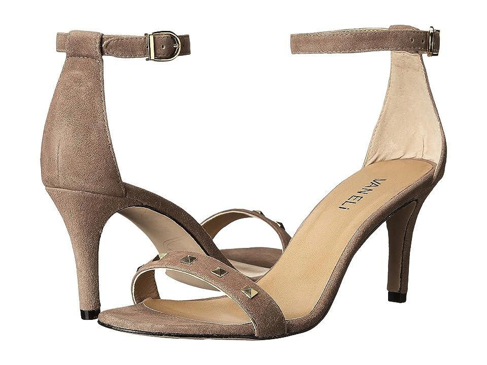 Vaneli Tulla (Truffle Suede) High Heels