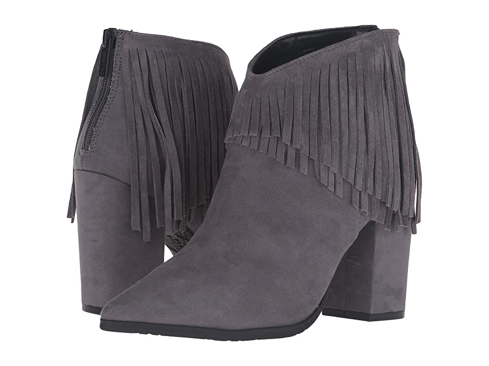 Kenneth Cole Reaction Pull Ashore (Charcoal Suede) Women