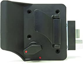 AP Products Black 013-520 Bauer RV Entry Door Lock