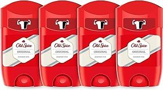 PACK X4 Old Spice Original Desodorante en Barra para Hombres 50 ml