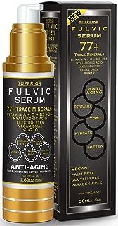 fulvic acid shampoo