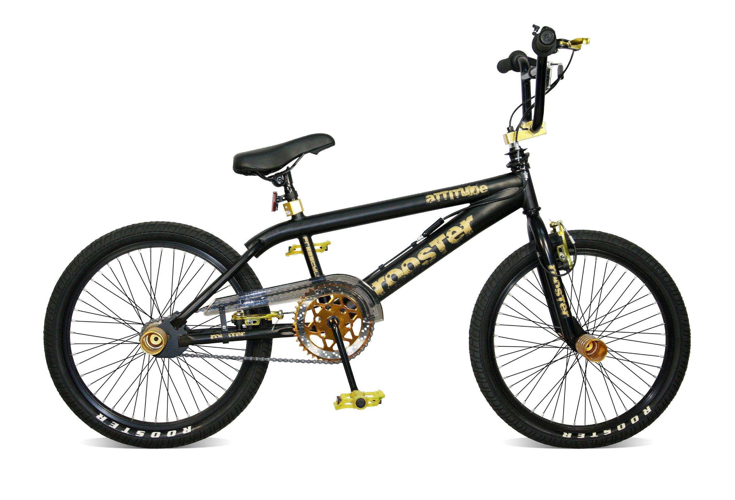 Rooster FS.60 - Bicicleta Infantil BMX para niño, para Todas Las Medidas a Partir de 135 cm, Color Rojo: Amazon.es: Deportes y aire libre