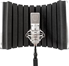 Vocal Booth Flex | Portable Microphone Booth | Record Perfect Vocals at Home by Studio Series