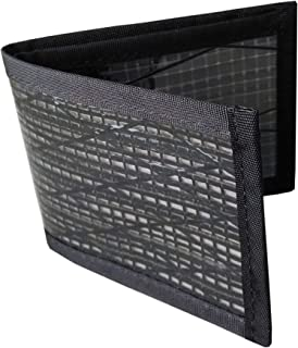Vanguard Recycled Sailcloth Slim Front Pocket Bifold Wallet - Light Weight - Minimalist - Made in the USA