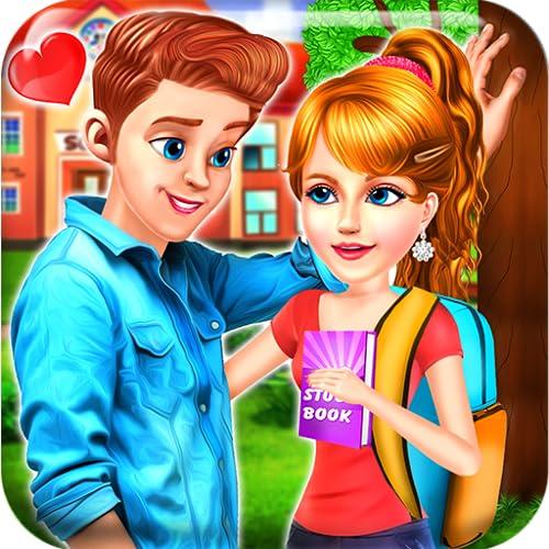 Gymnasium Erste Liebe Mädchen