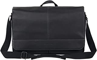 "Kenneth Cole Reaction 15.6"" Laptop Messenger Bag, Black"