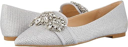 Silver Lurex Glitter