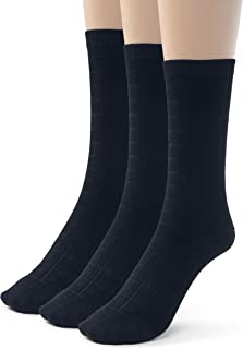 boys navy socks