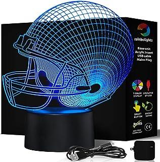 7 colores USB3D lobo dormitorio oficina decoracin del hogar ...