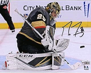 Marc-Andre Fleury Vegas Golden Knights Autographed 8