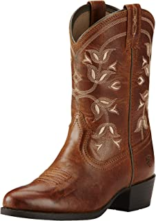 ariat toddler boots size chart