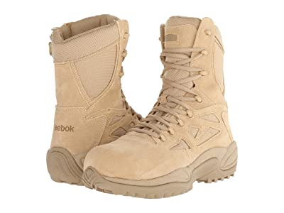 Reebok Work Rapid Response RB 8 CT (Tan) Men