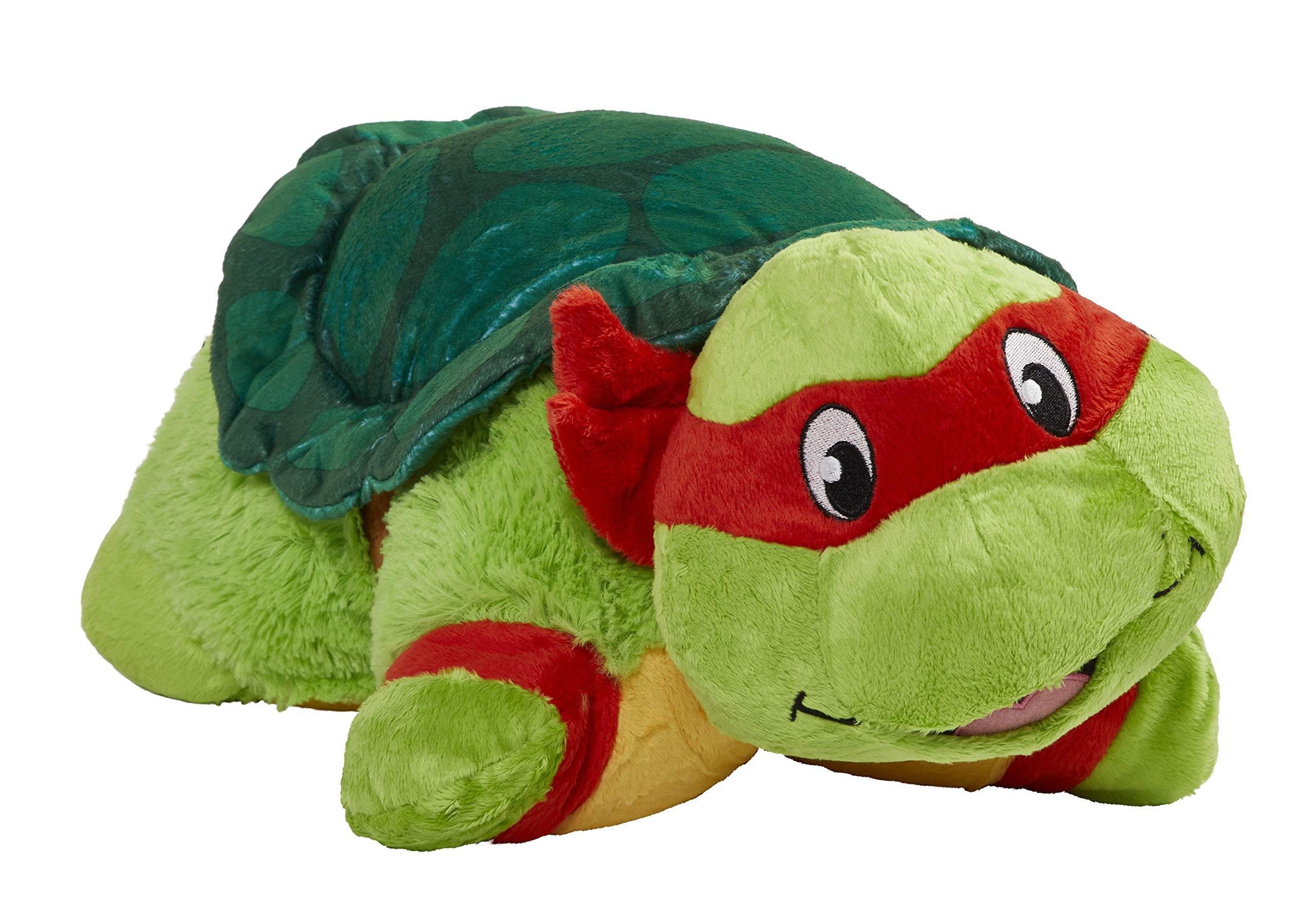 Pillow Pets Raphael Nickelodeon TMNT
