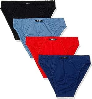 Bonds Men's Underwear Cotton Action Brief (4 pack)