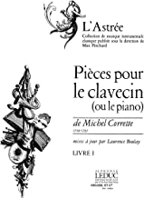 Michel Corrette: Pieces Vol.1 for Harpsichord Piano