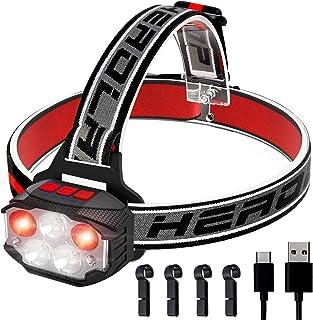 プロランキング充電式センサー機能付きTinzzi(第2世代)ヘッドライト..購入