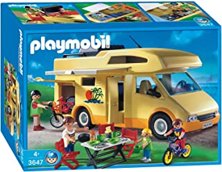 PLAYMOBIL 599386031 - Caravana de Vacaciones