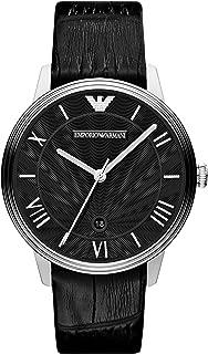 Emporio Armani Men's Quartz Watch with Stainless-Steel Strap